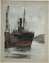 Haven Rotterdam - Johan Christiaan Kerkmeijer