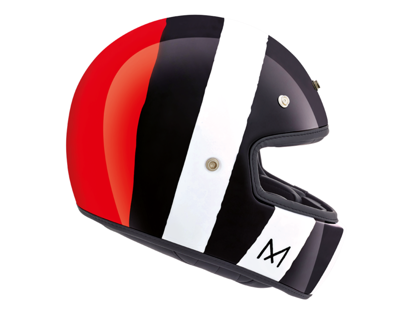 nexx xg100 cafe racer full face motorcycle scooter helmet