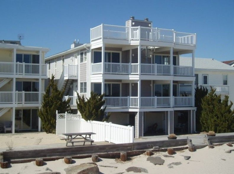 Private Homes South End Vacation Rental Vrbo 182894 4 Br Ocean City House In Nj Oceanfront Views Beach House Rental Vacation Rentals By Owner Ocean City