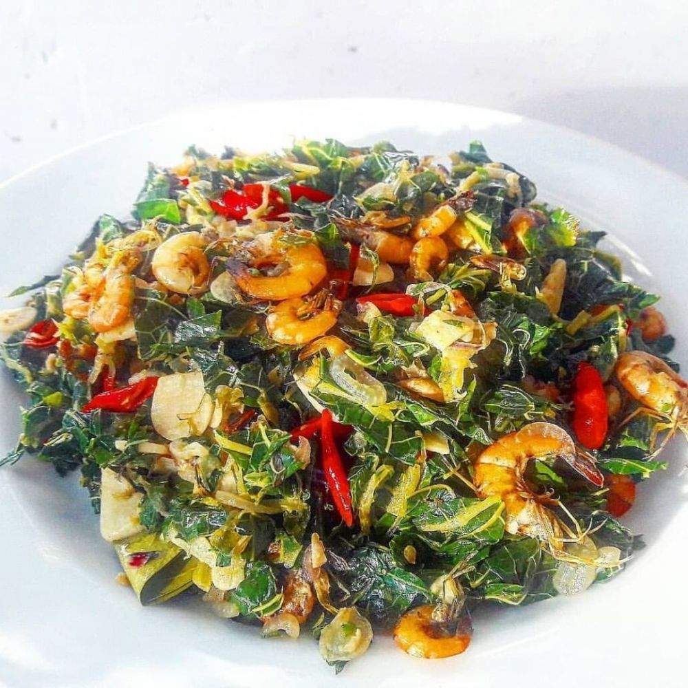 Resep Daun Pepaya C 2020 Brilio Net Resep Makanan Masakan Simpel Pepaya