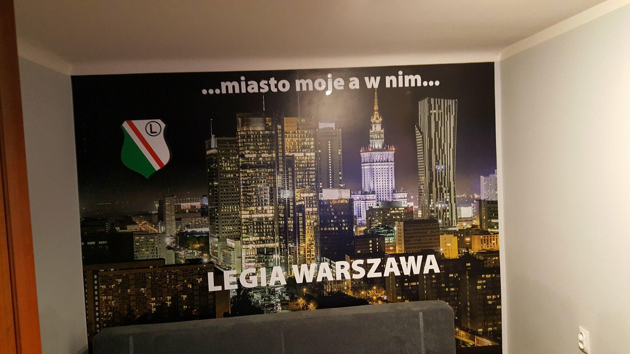 Oklej swoją ścianę! Wrap your wall! Miasto