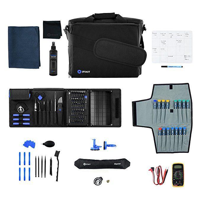 iFixit Pro Tech Toolkit Port/átiles y otros Electr/ónicos Kit de herramientas Pro Tech Reparar M/óviles Smartphones