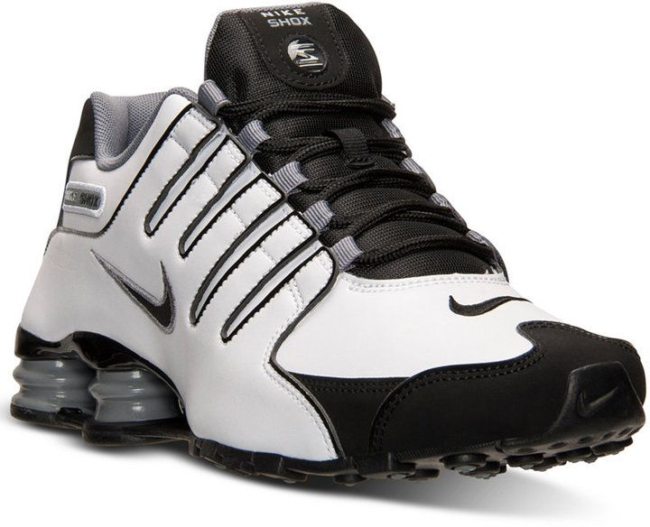 Nike Men s Shox NZ Running Sneakers from Finish Line 0eda75262