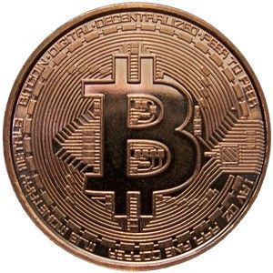 1 moneda bitcoin