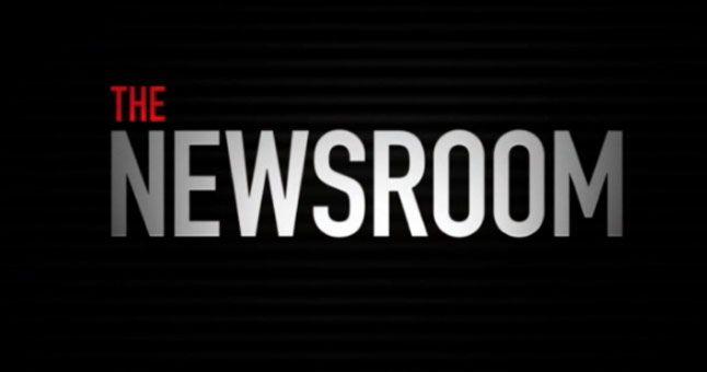 Mira el tráiler de la segunda temporada de la serie The Newsroom