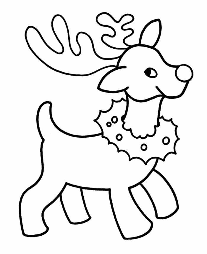 Christmas Coloring Pages for Preschool Christmas Coloring Pages - best of easy multiplication coloring pages