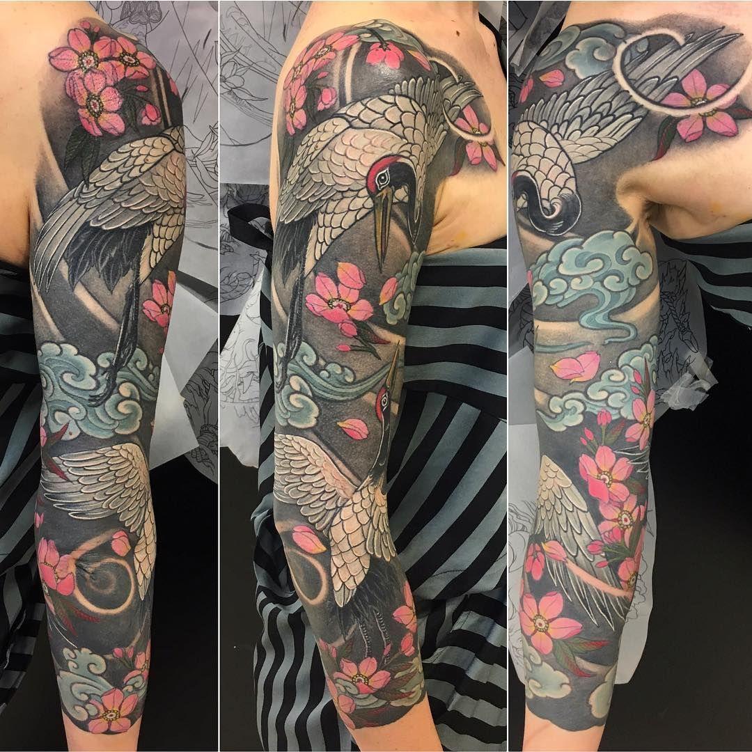 Japanese Style Tattoo 12   Tattoo japanese style, Japanese tattoo ...
