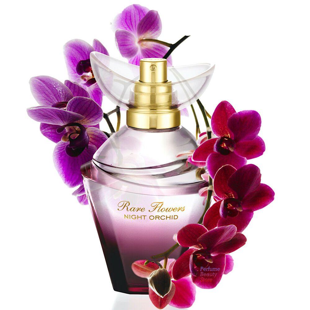rare flowers night orchid avon отзывы