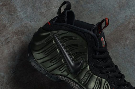 bf95fa3adcc Release Reminder  Nike Air Foamposite Pro Sequoia With fall weeks away