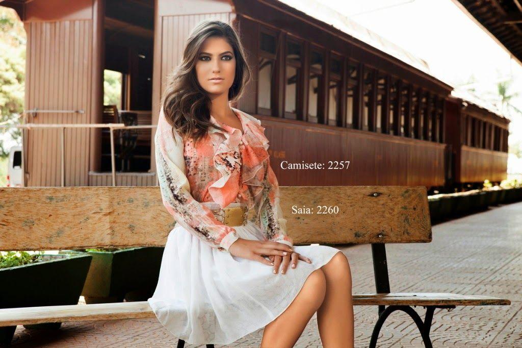 Mulata Café - Moda Evangélica - Coleção Outono Inverno 2014 ~ Rosa Evangélica