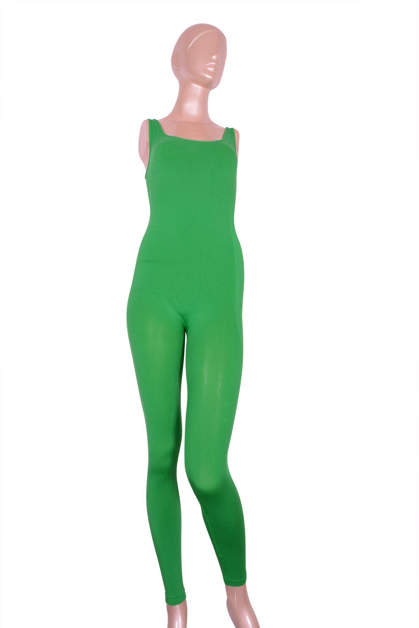 5a0ff49c5336 80 s 90 s Vintage Spandex Onepiece Leggings Yoga Catsuit jumpsuit Unitards  One Size