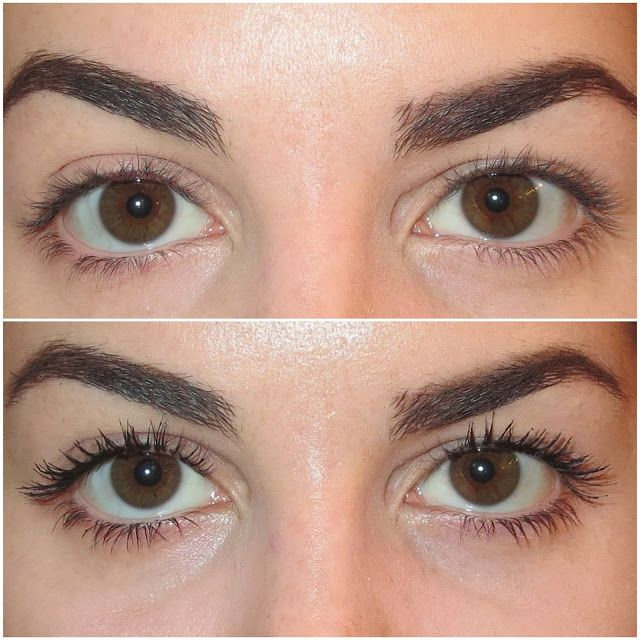 35d8e5ea949 Blossom in Blush - Covergirl The Supersizer by LashBlast Mascara (before &  after)
