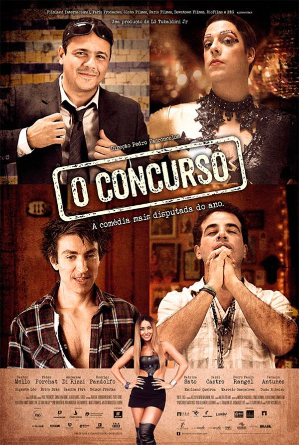 A Comedia Brasileira O Concurso Ganha Trailer E Cartaz Com
