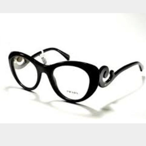 1307a81e9db Prada eyeglasses Prescription eye glasses! Will need to have yours put in!!  Upgraded to a new less flashy pair! Have box paper   receipts!!!