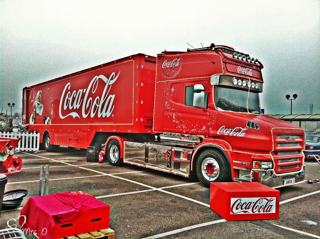 Pin On Coca Cola Vehicles Of Every Type