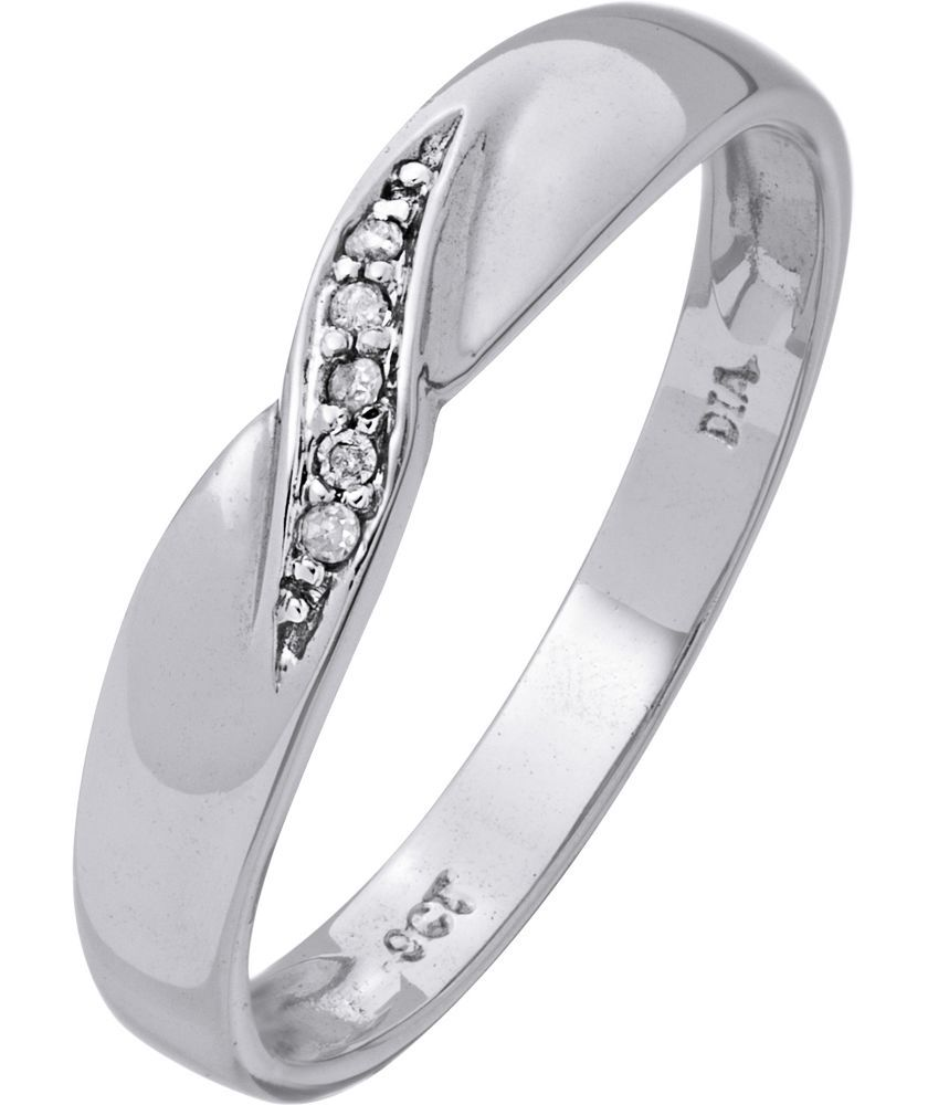 MY RING!!!   Buy 9ct White Gold Diamond Accent Twist Wedding Ring - 3mm at Argos.co.uk - Your Online Shop for Ladies' wedding rings and bands, Men's wedding rings and bands.