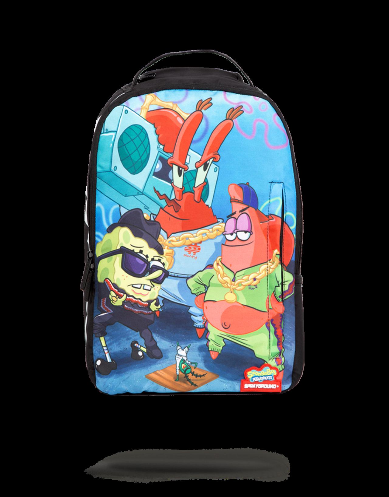 b6085ea2a87 Sprayground Spongebob Pant Boyz | Geek | Spongebob pants, Boys ...