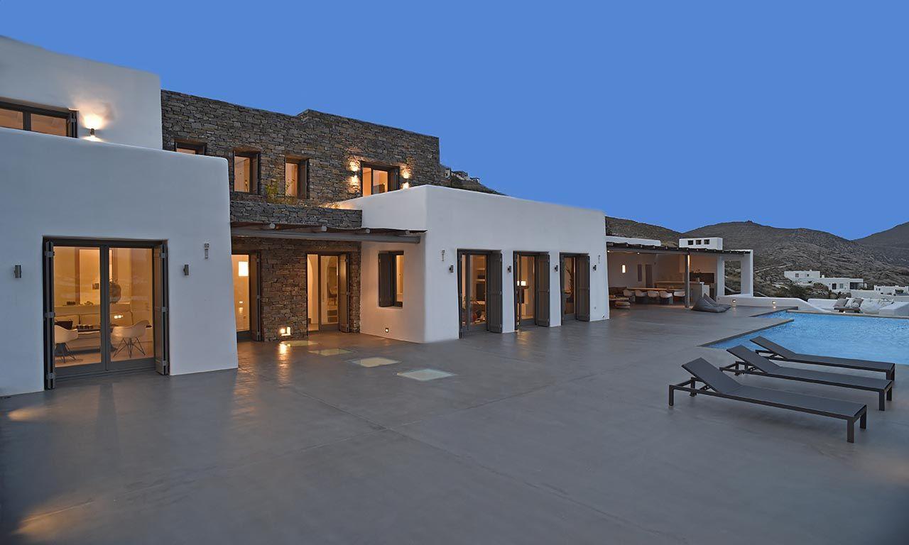 Paros, Paros Luxury Villas, Luxury Villa Esperia Photos