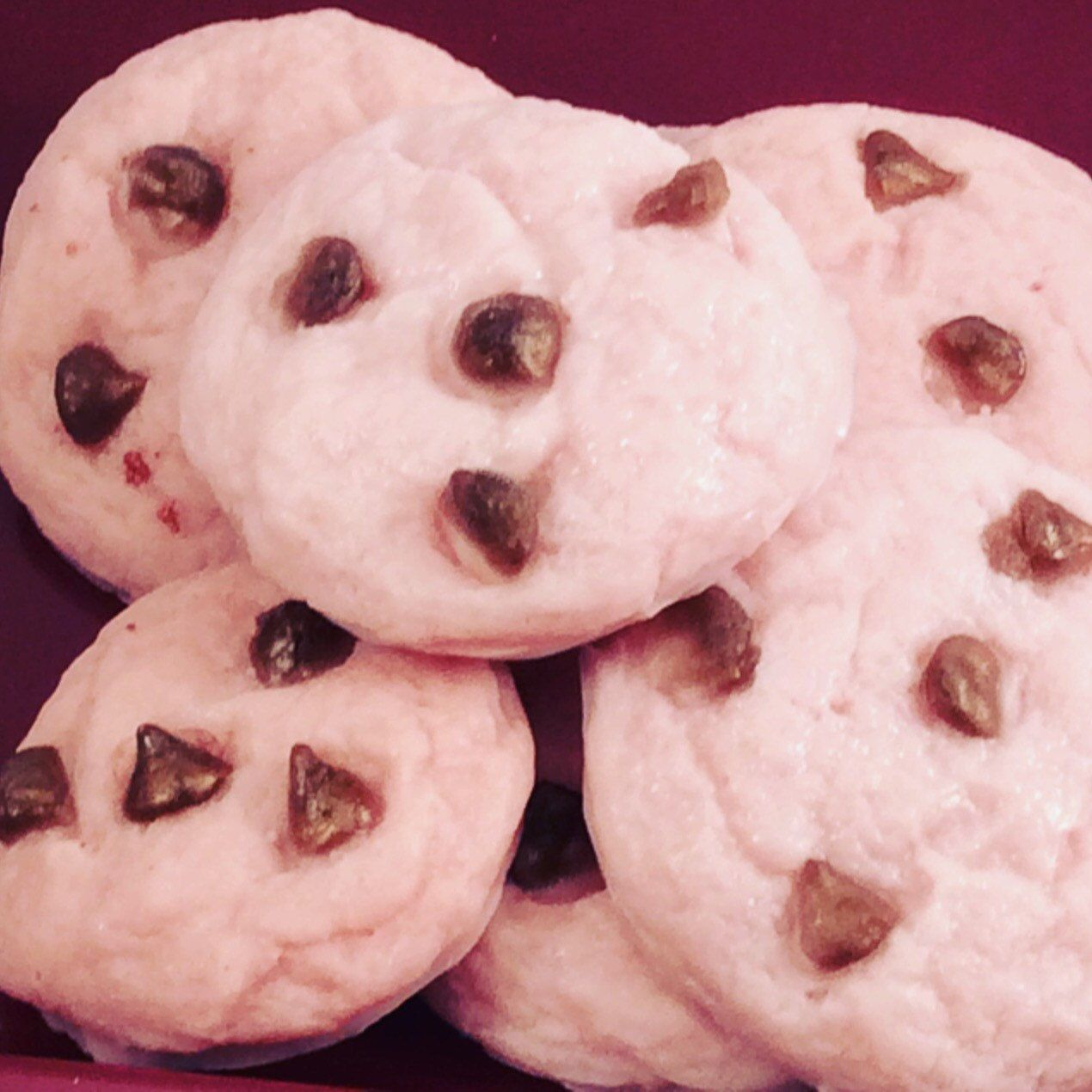 Chocolate Chip Cookie Soap / Food Soap / Cookie Favors   Pinterest ...