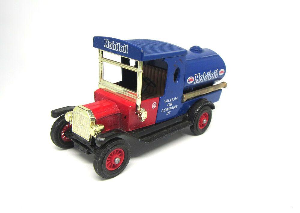 Matchbox Models Of Yesteryear Ford Model T Tanker Mobiloil