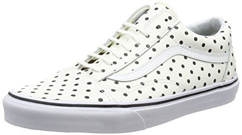 Old Skool, Baskets Mixte Adulte, Multicolore (Checkerboard), 34.5 EUVans