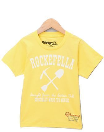 Boys' 6-7 Yrs Designer Yellow Slogan T-Shirt (Rockefella) in Clothes, Shoes & Accessories, Kids' Clothes, Shoes & Accs., Boys' Clothing (2-16 Years) | eBay