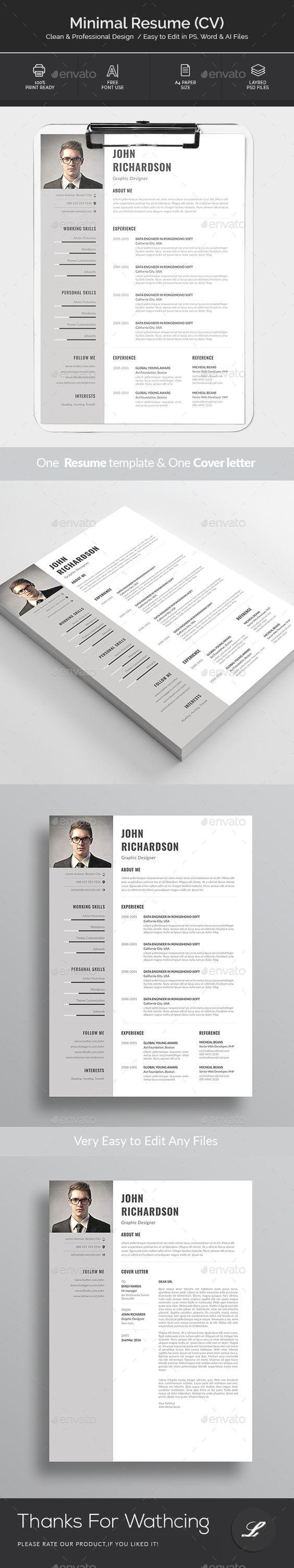 Land your dream job using Canva's online resume builder