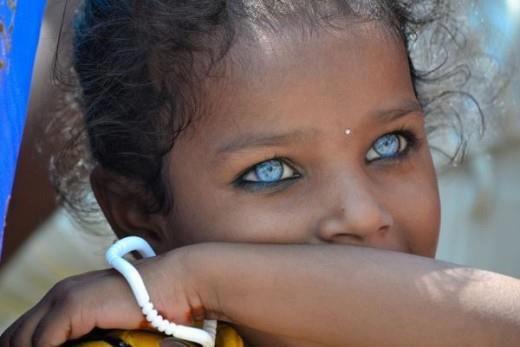 Meisje Uit India Foto Door Raquel Escudero Prachtige