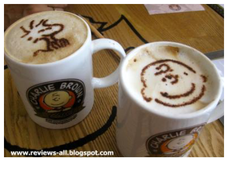 Best Latte New Year Promotion Visit Charlie Brown Cafe At Cineleisure Orchard Singapore Now For Christmas Pro Charlie Brown Cafe Christmas Promotion Coffee Art