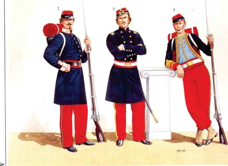 Image result for zouaves civil war fire zouaves