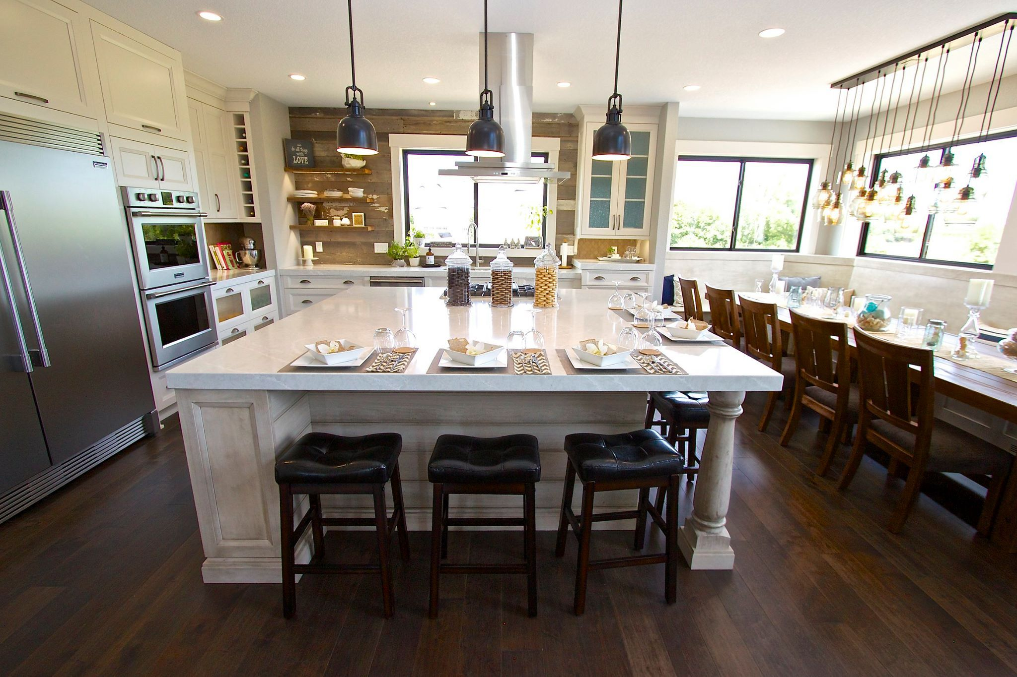 The Stone Shop Kitchen Island Quartz Vicostone Ankeny IA