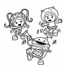 10 Best Team Umizoomi Coloring Pages For Your Toddler Nick Jr Coloring Pages Mermaid Coloring Pages Princess Coloring Pages