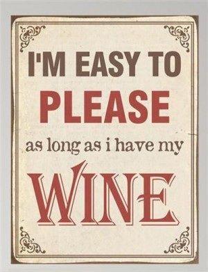Wijn.