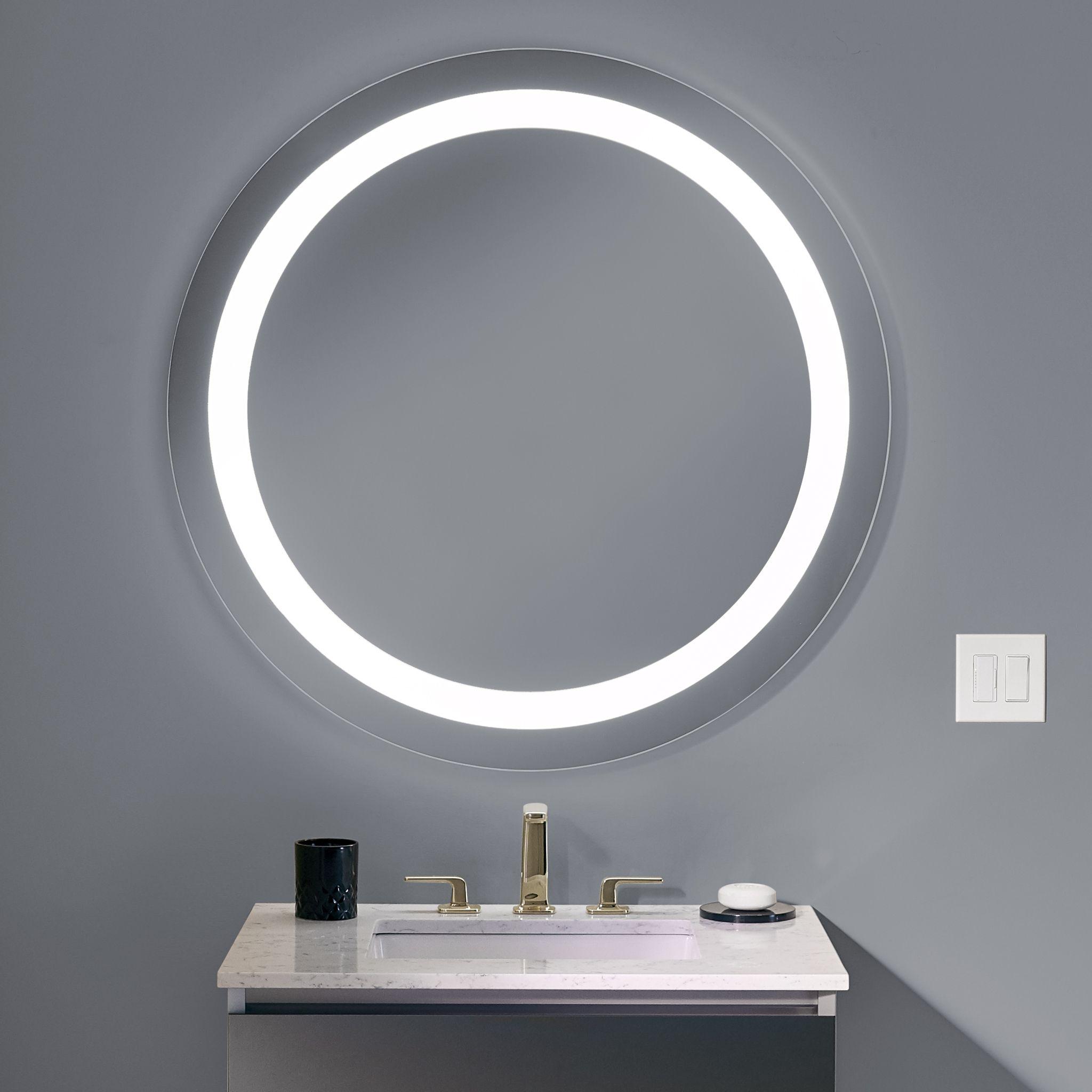 Lighted Bathroom Mirrors From Robern Kohler Co Decorative