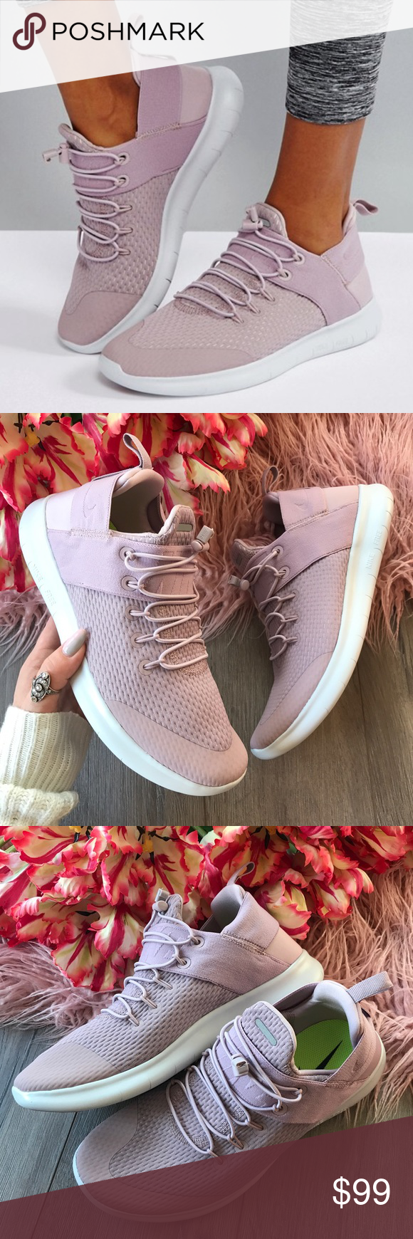 d9d69e8c5ea97 NWT Nike Free RN cmtr 2017 lilac Brand new no box lid. Price is  firm!!Commute in style in the Women s Nike Free RN Commuter 2017 Running  Shoes.
