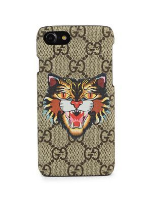 5fb5cc9896e3 GUCCI Gg Angry Cat Iphone 7 Case. #gucci #case | Gucci Men | Iphone ...