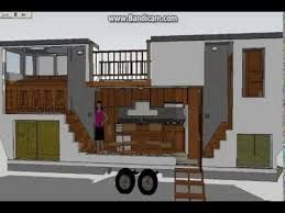Image Result For 2 Bedroom Tiny Homes On Wheels Tiny House Floor Plans Tiny House Design Tiny House Plans