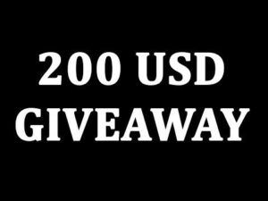 Photo of $200 USD Giveaway! Paypal Cash or Amazon Gift Card! – Ends: 05/15/2020