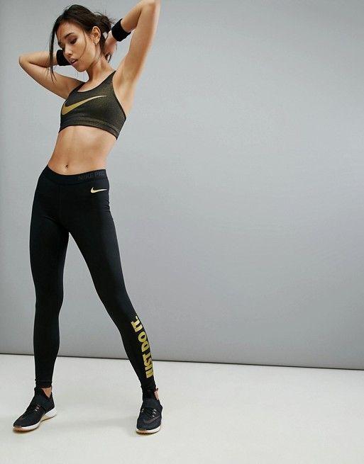 d4260b11b1ff5 Discover Fashion Online | gym gear | Fashion, Nike leggings, Latest ...