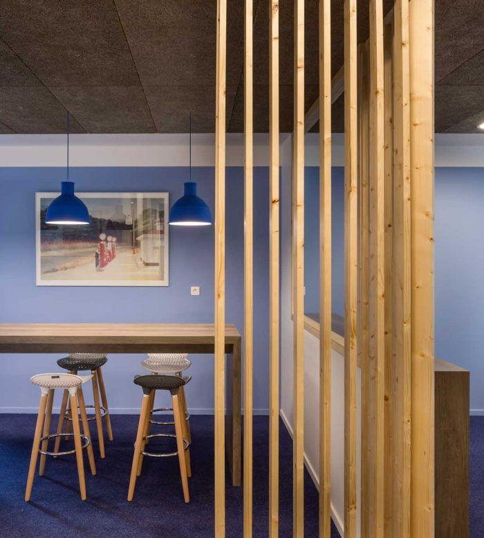 Allianz Interieur Agence D Assurance Agence Architecture Bureau Architecture Agencement Bureau