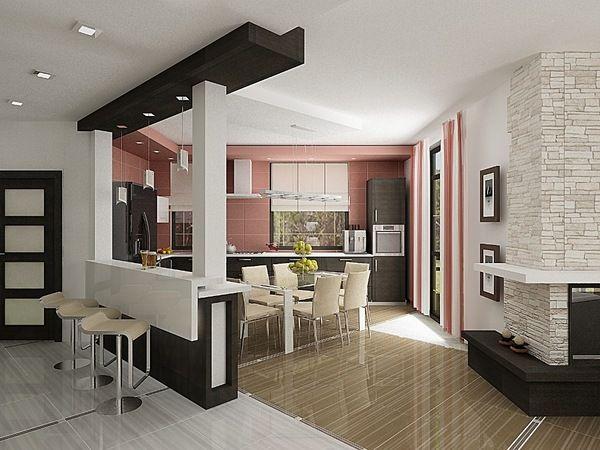 Modern Kitchen Diner Ideas Floor Ideas Furniture Decorating Ideas