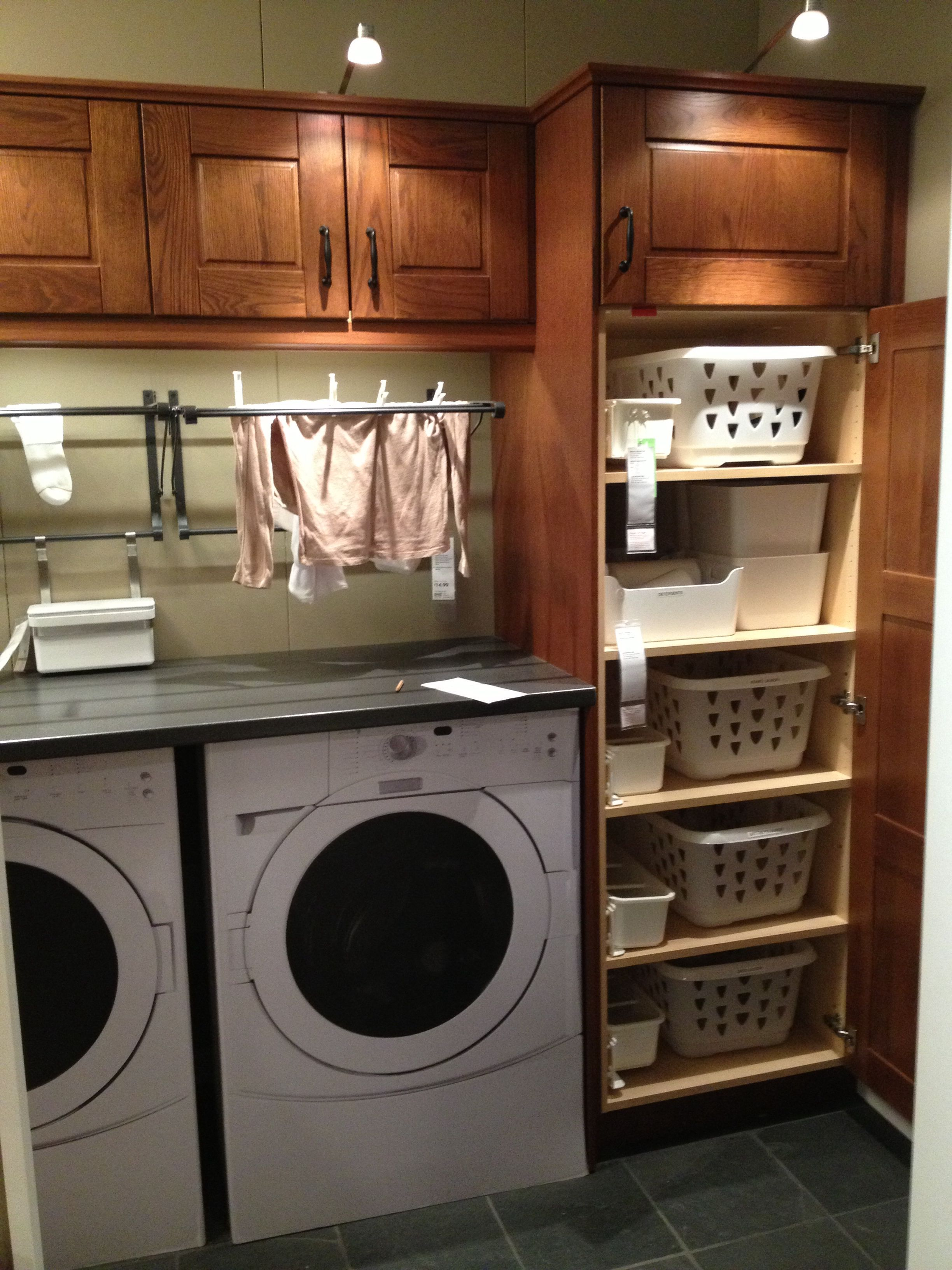 ikea cabinets for laundry room ikea laundry room cabinets ikea homesfeed white laundry room. Black Bedroom Furniture Sets. Home Design Ideas