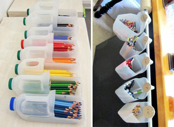 Recycling Ideen Basteln