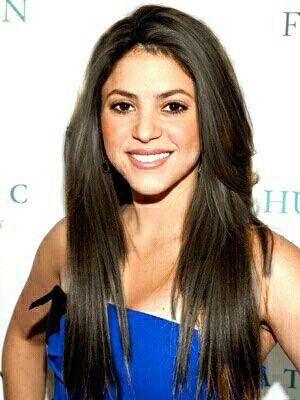 Shakira My Edit I Wish She Would Go Back To Dark Hair