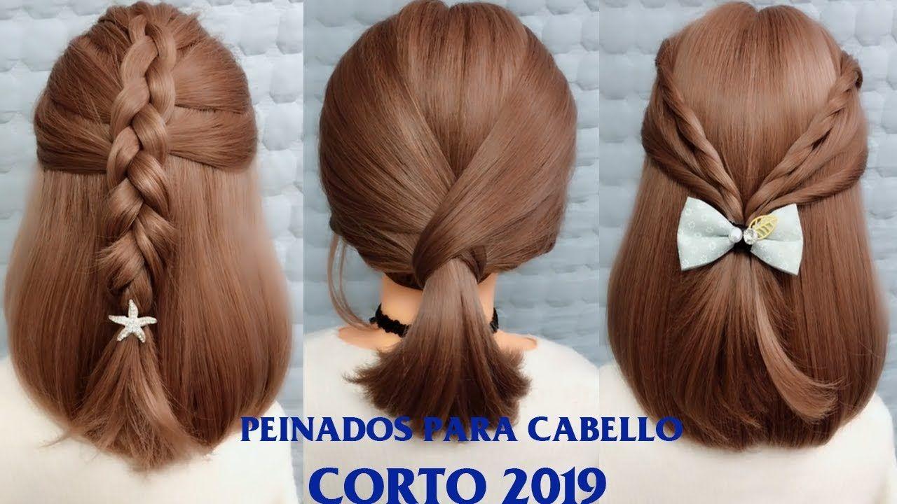 30 Peinados Faciles Para Cabello Corto Peinados Faciles Y Rapidos Y Boni Peinados Faciles Para Cabello Corto Peinados Faciles Y Rapidos Peinados Cabello Corto