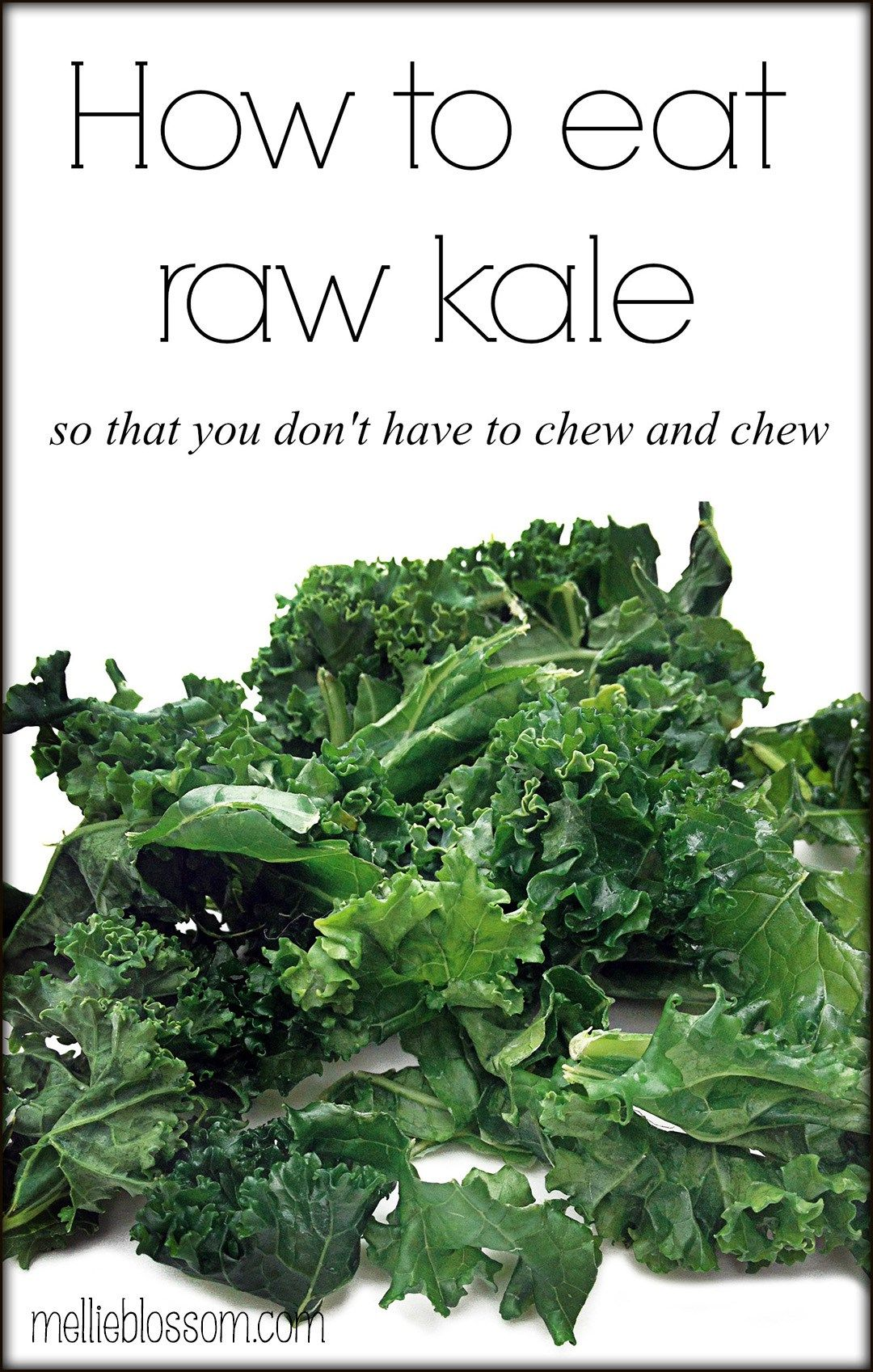 FELICIA: Is it safe to eat kale raw