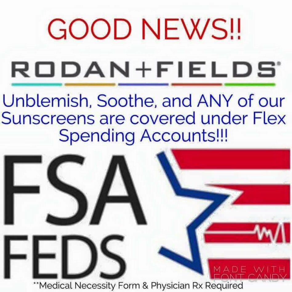 We, R+F, Are Federal Government And Fall Under Fsafeds. In Order For This  To Go Through You Would Need To Submit A Letter Of Medical Necessity