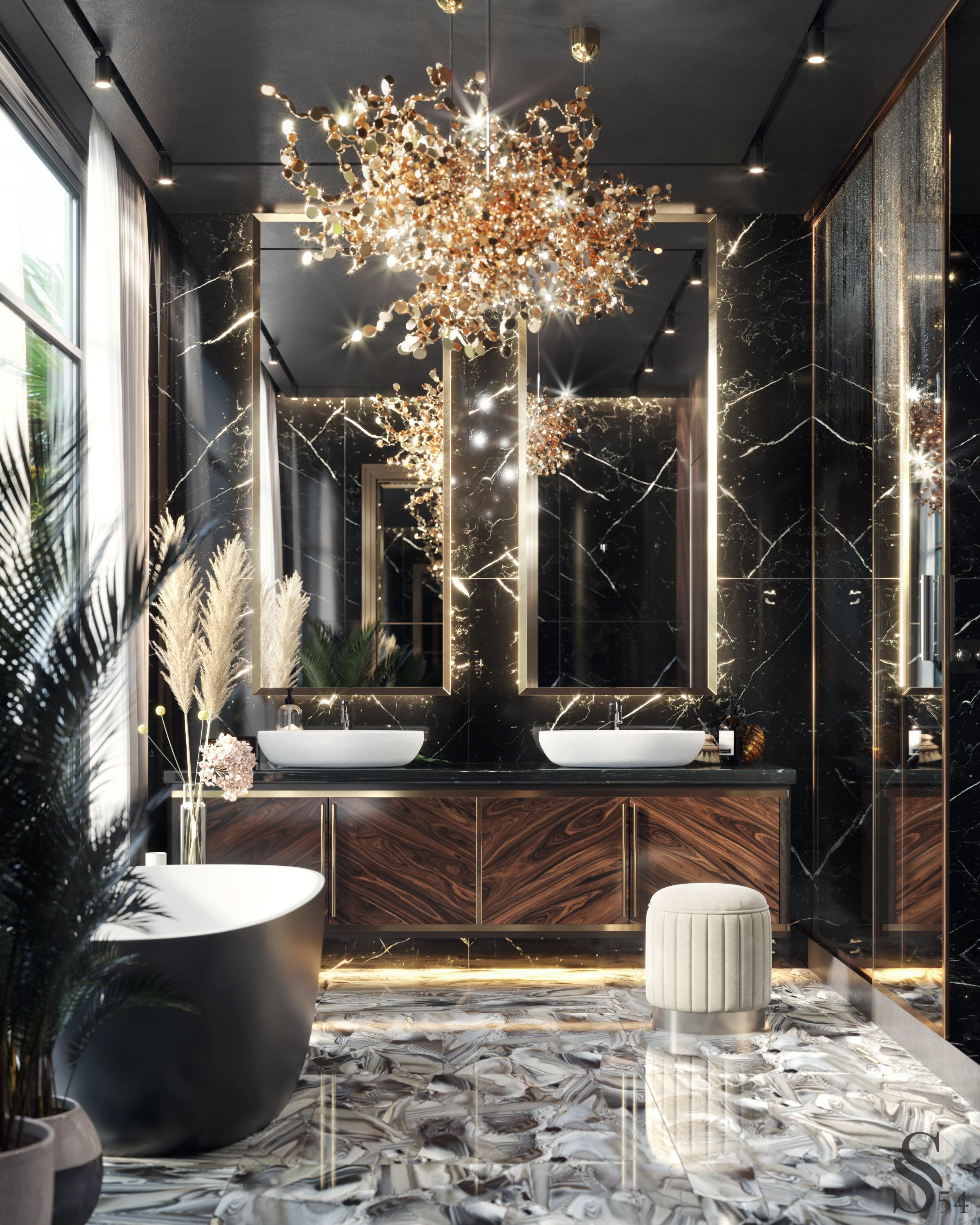 Top Projects By Studia 54 In 2020 Luxury Interior Design Luxury Interior Bathroom Interior Design