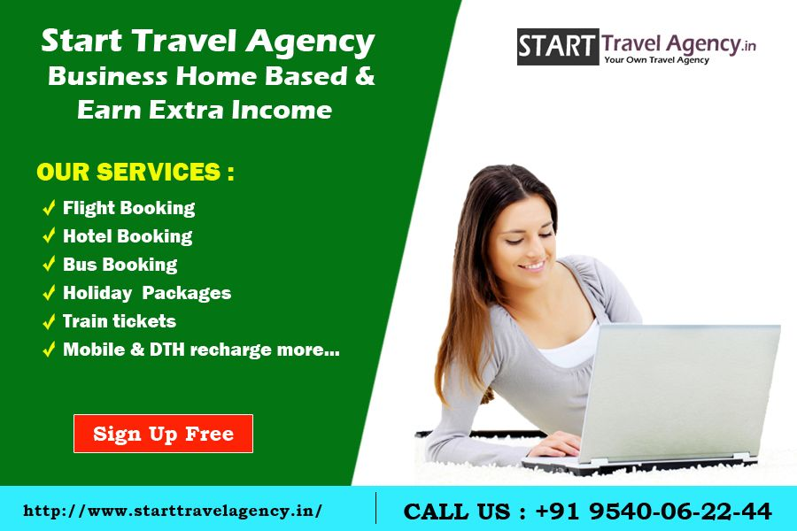 Start a travel agency is one of the easiest business. It