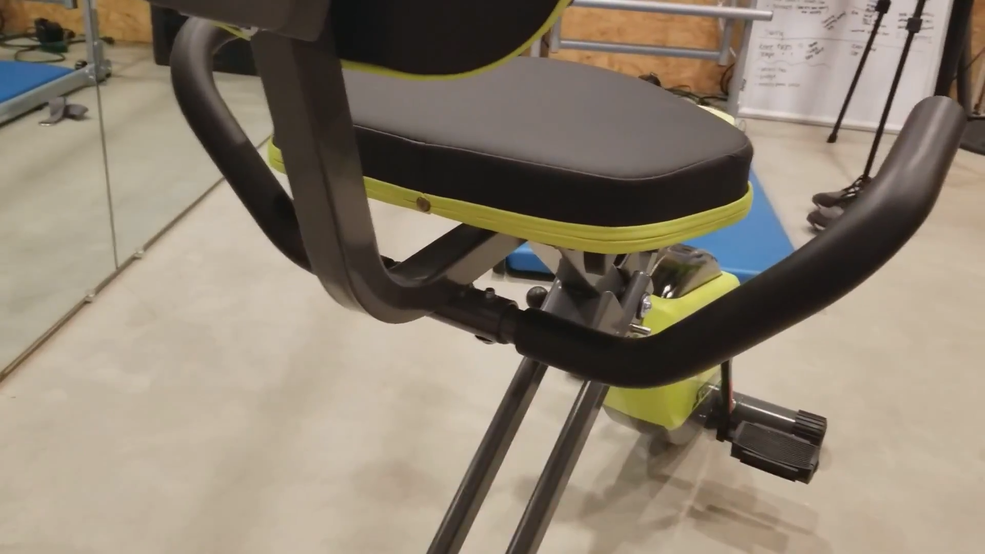 Stamina 880 Air Resistance Bike Folding Indoor Bike Stamina Pro